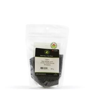 Real • Organic Black Beluga Lentils-0