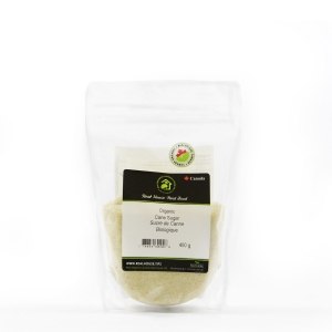 Real • Organic Cane Sugar -0