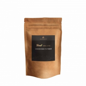 Real • Organic Earl Grey Chaga Tea-0