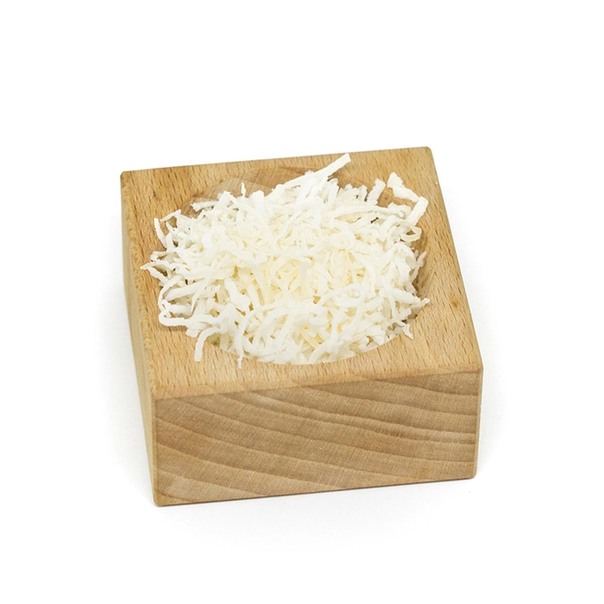 Real • Organic Long Shred Coconut-941