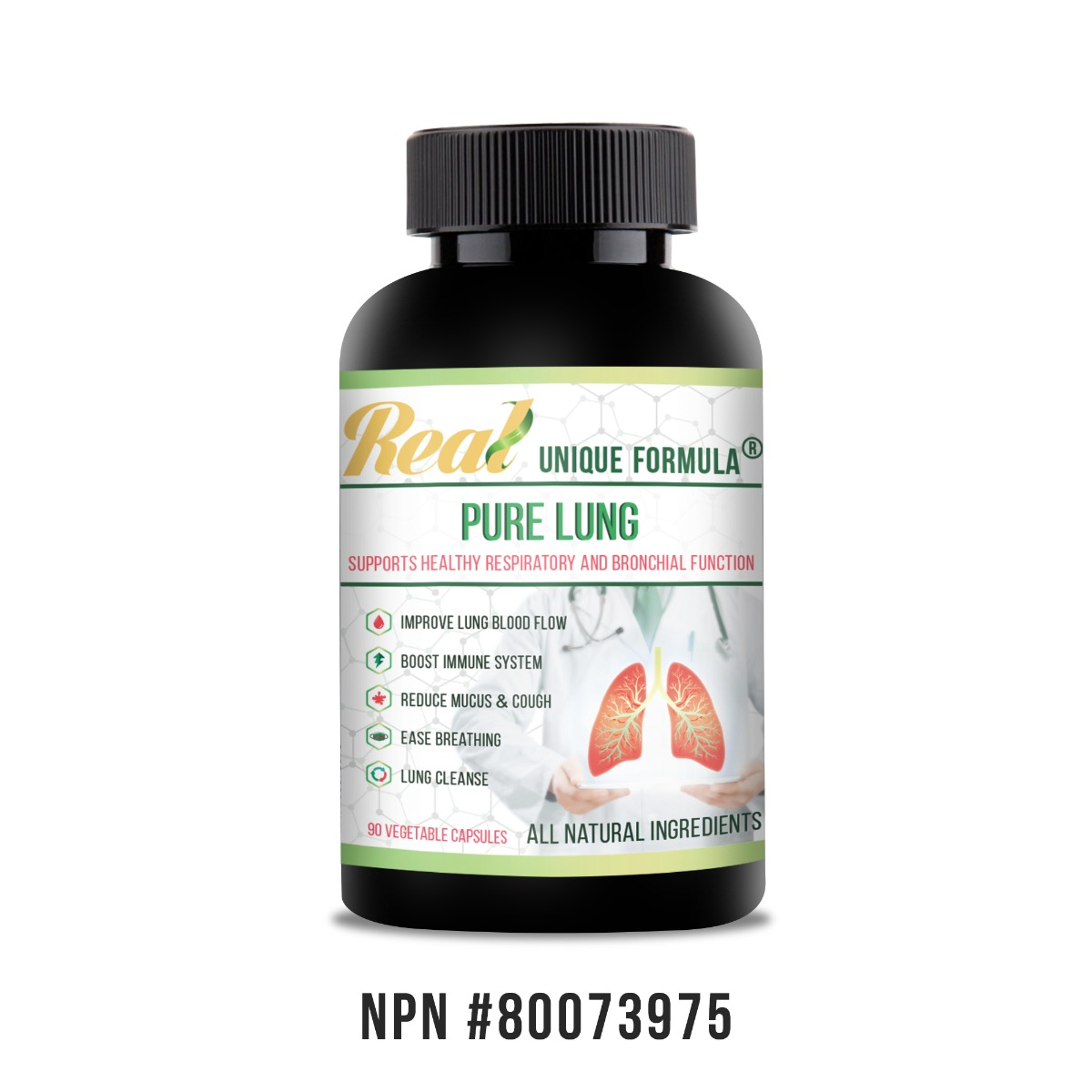 Real • Unique Pure Lung Formula-0