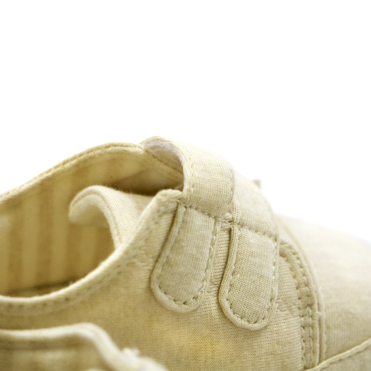 Real • Baby Organic Cotton Crawling Sneakers
