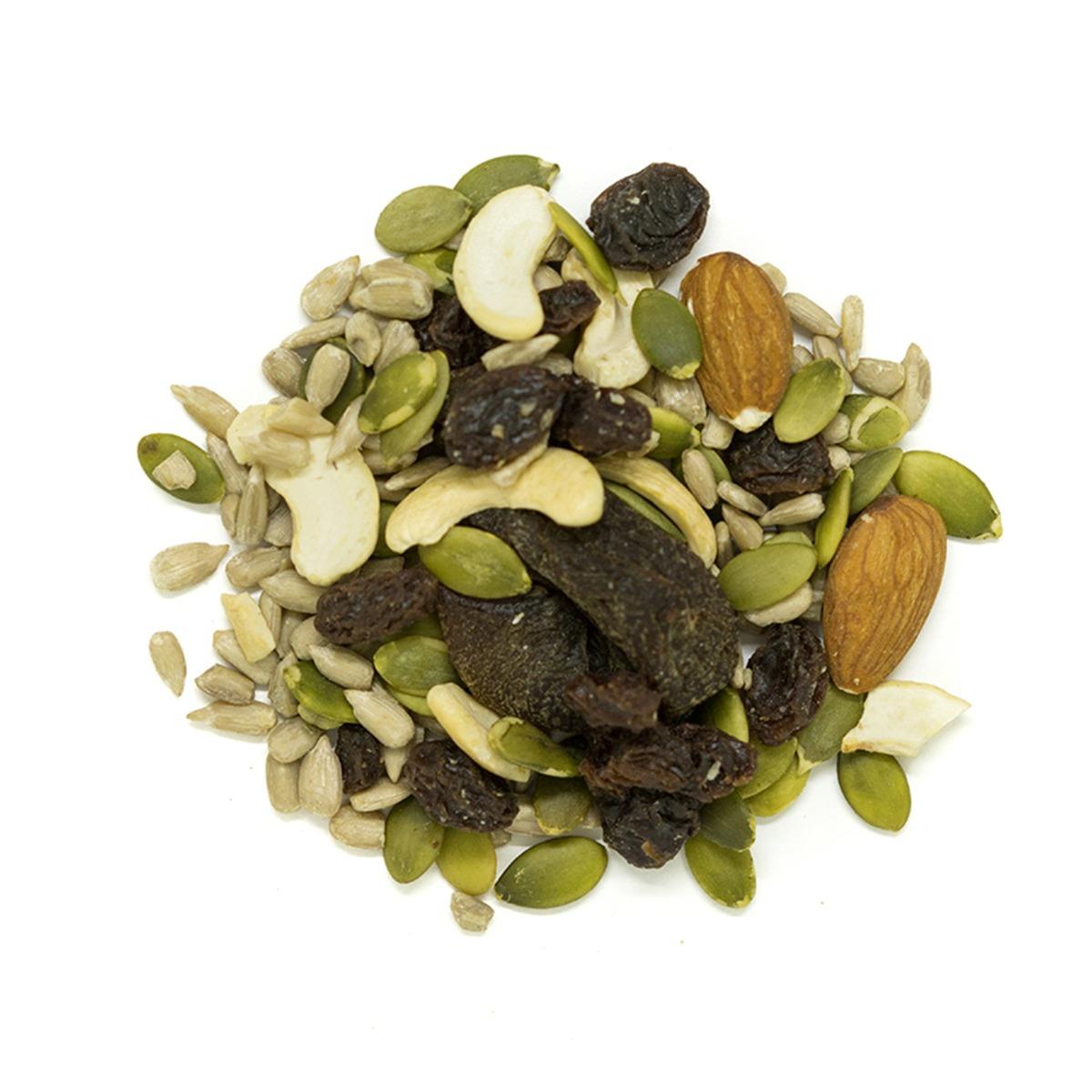 Real • Organic Hiking Fruit & Nut Mix -930