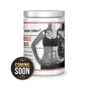 Real • Unique Muscle Builder Powder-0